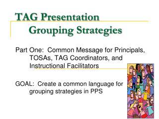Label Presentation Grouping Strategies