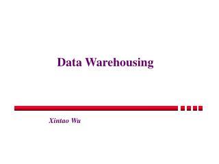 Information Warehousing