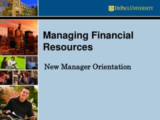 Overseeing Financial Resources