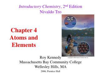 Initial Chemistry, second Edition Nivaldo Tro