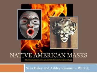 Local American Masks