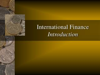 Worldwide Finance Introduction