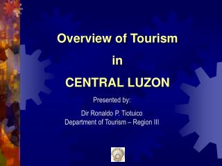 Outline of Tourism in CENTRAL LUZON