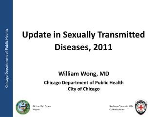 Upgrade in Sexually Transmitted Diseases, 2011